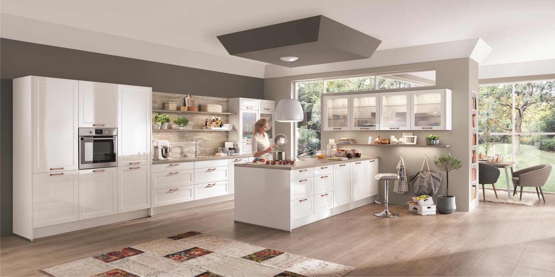 Kemmler küchen möbel einrichtungen  : landhaus küchen