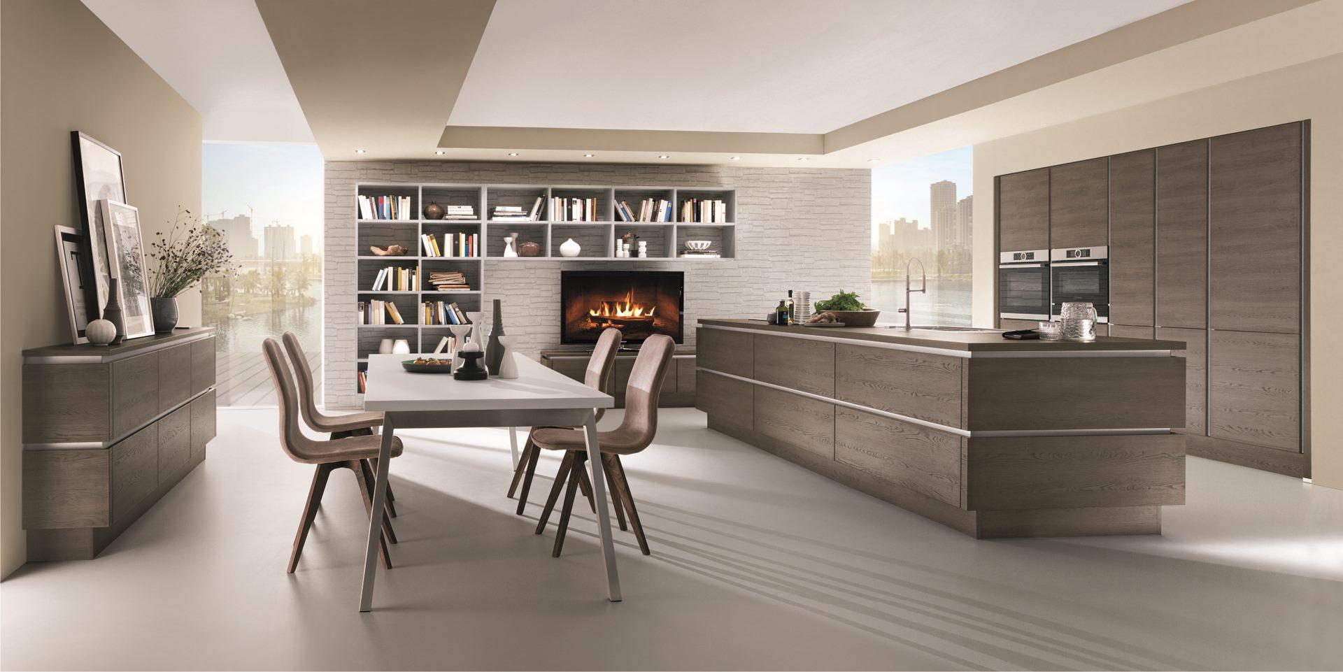 Kemmler küchen möbel einrichtungen  : moderne küchen